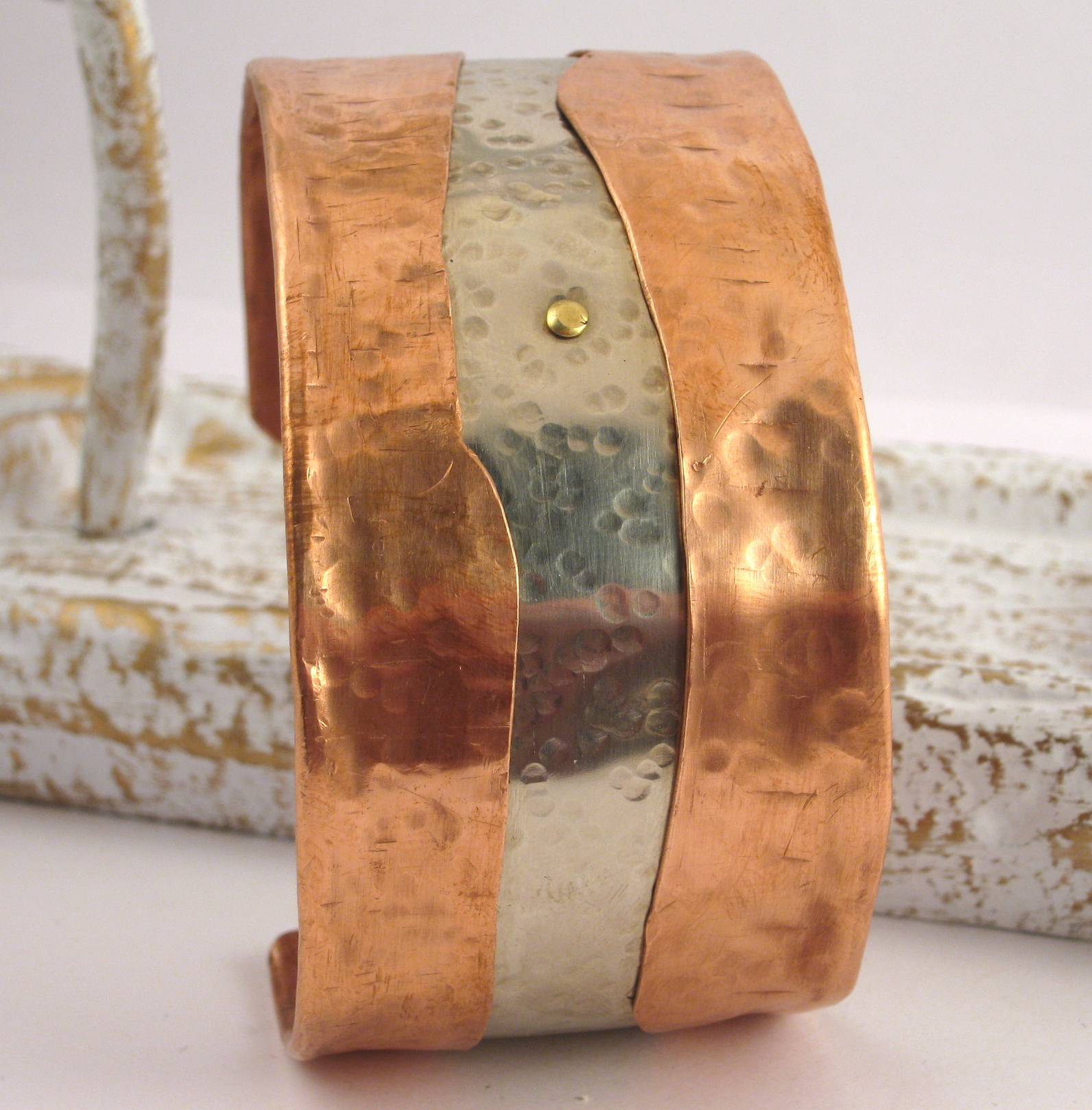 $90 Layered Copper Cuff