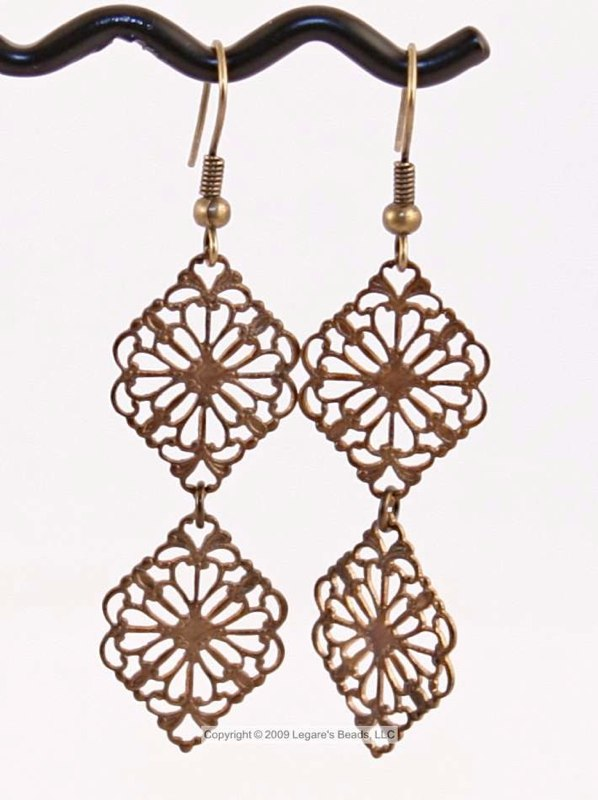 $16 Filigree Times Two